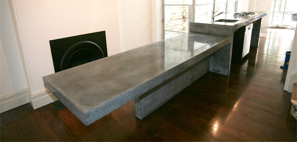 Concrete By Design Category Benchtops