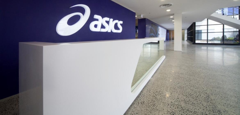 Concrete By Design 187 Asics Head Office