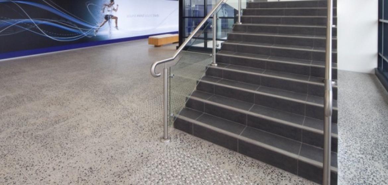 Concrete By Design Asics Head Office